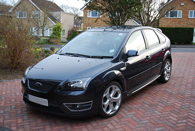 Focus on It S A Ford Focus St 3 It Has A